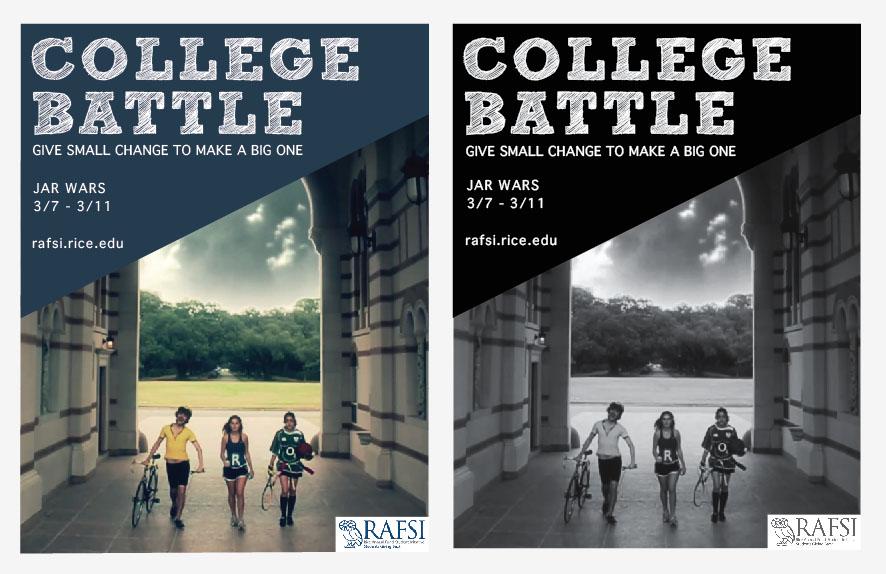 College Campaign Design (Rice University)