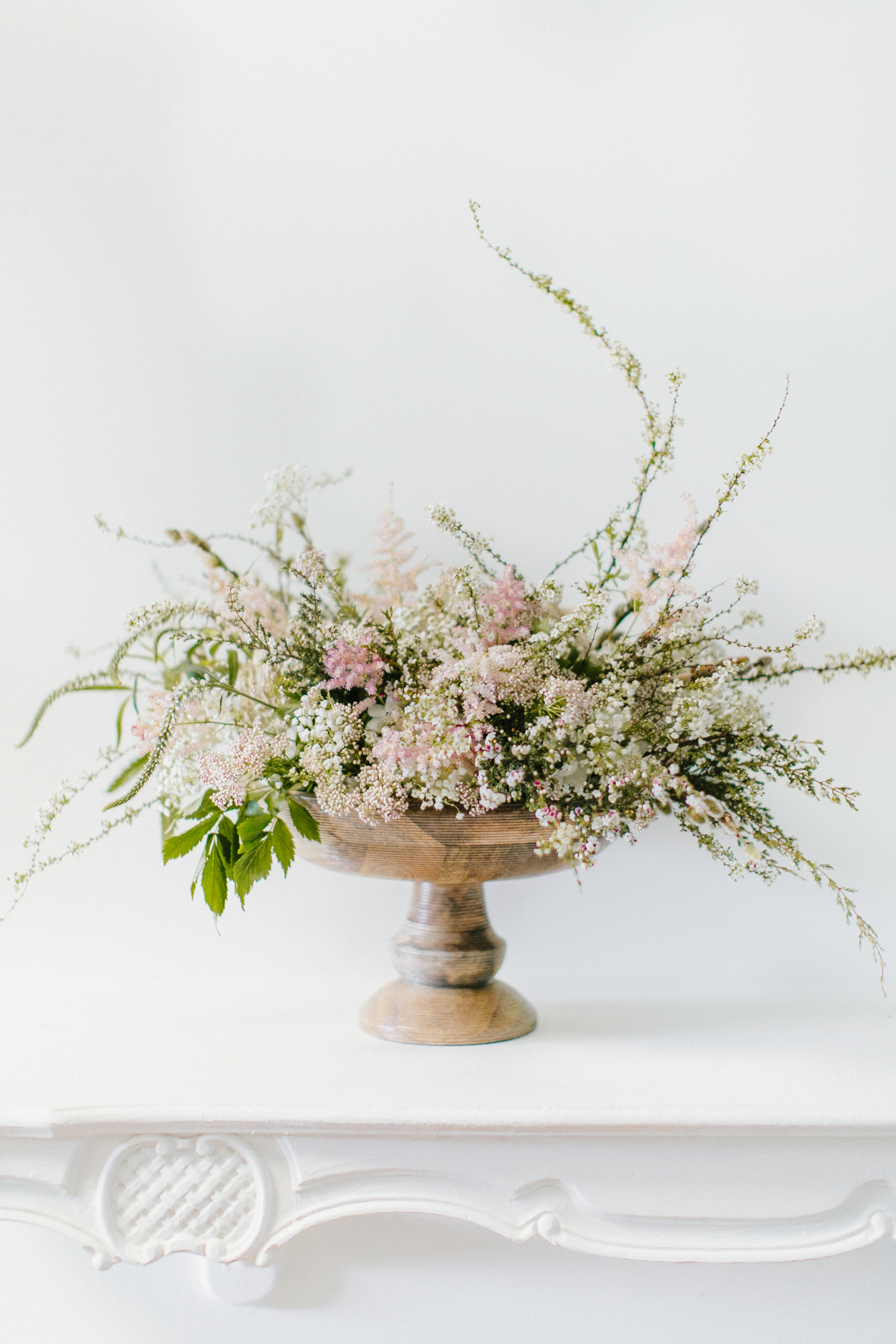 pink free spirited arrangement by Passion Roots | Oahu, Hawaii