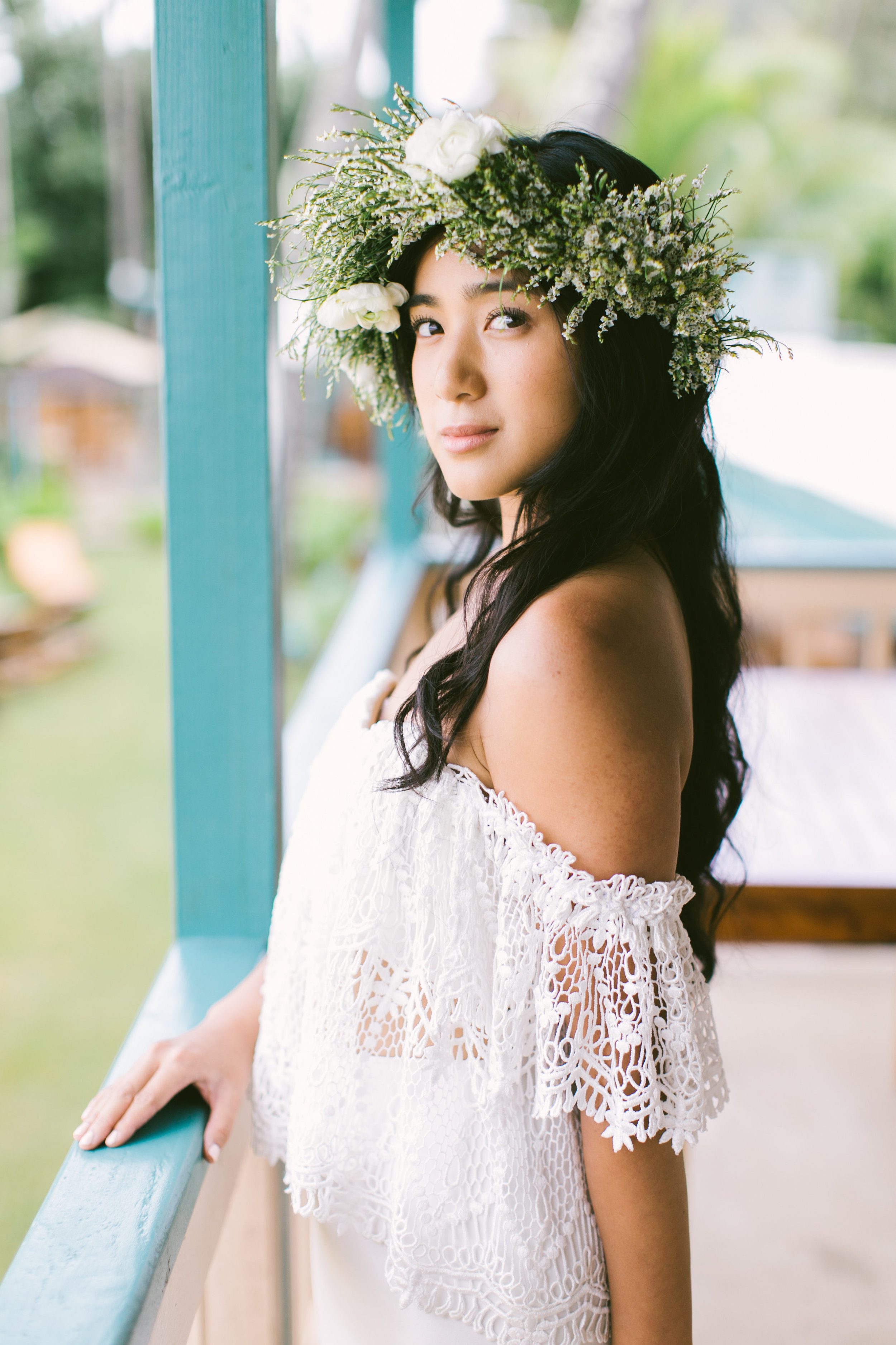 Wide Boho Crown by Passion Roots | Rebecca Arthurs | Oahu, Hawaii