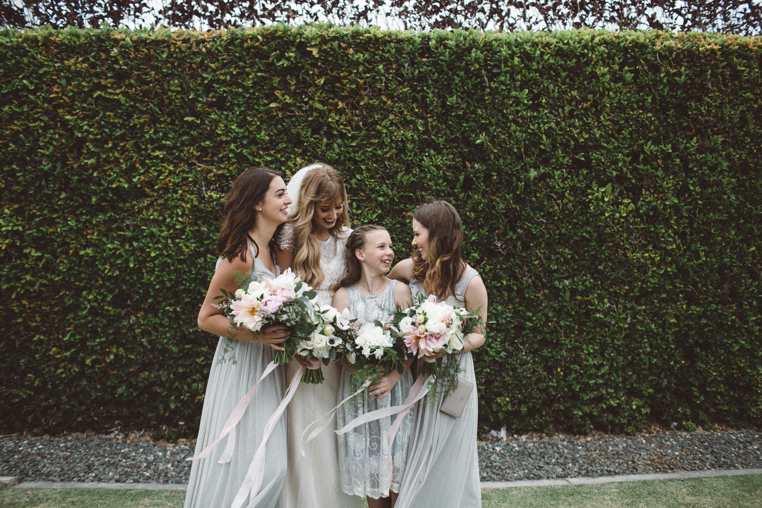 Oahu Wedding | Florals by Passion Roots | Photography by A Fist Full of Bolts