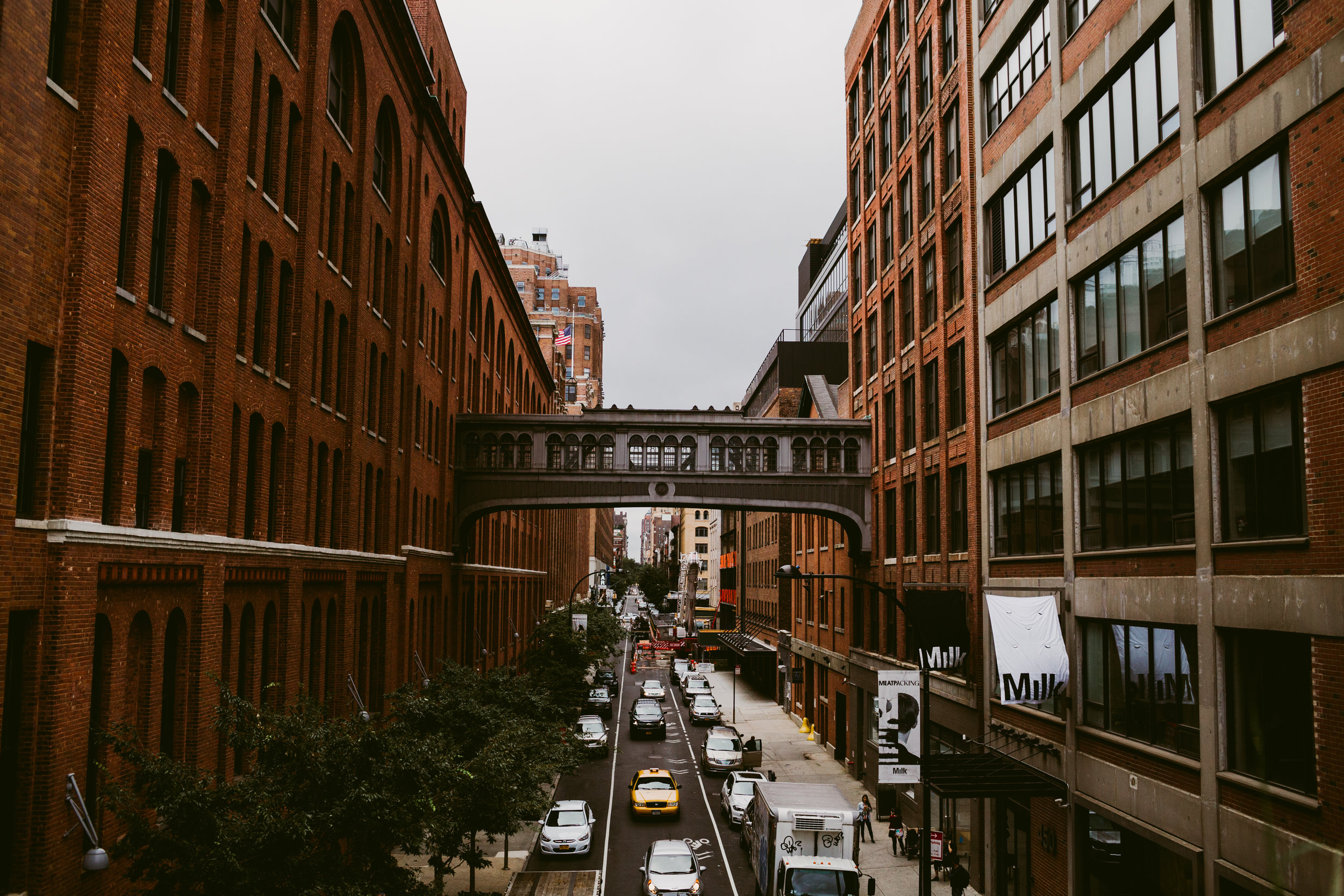 New York City Engagement Shoot