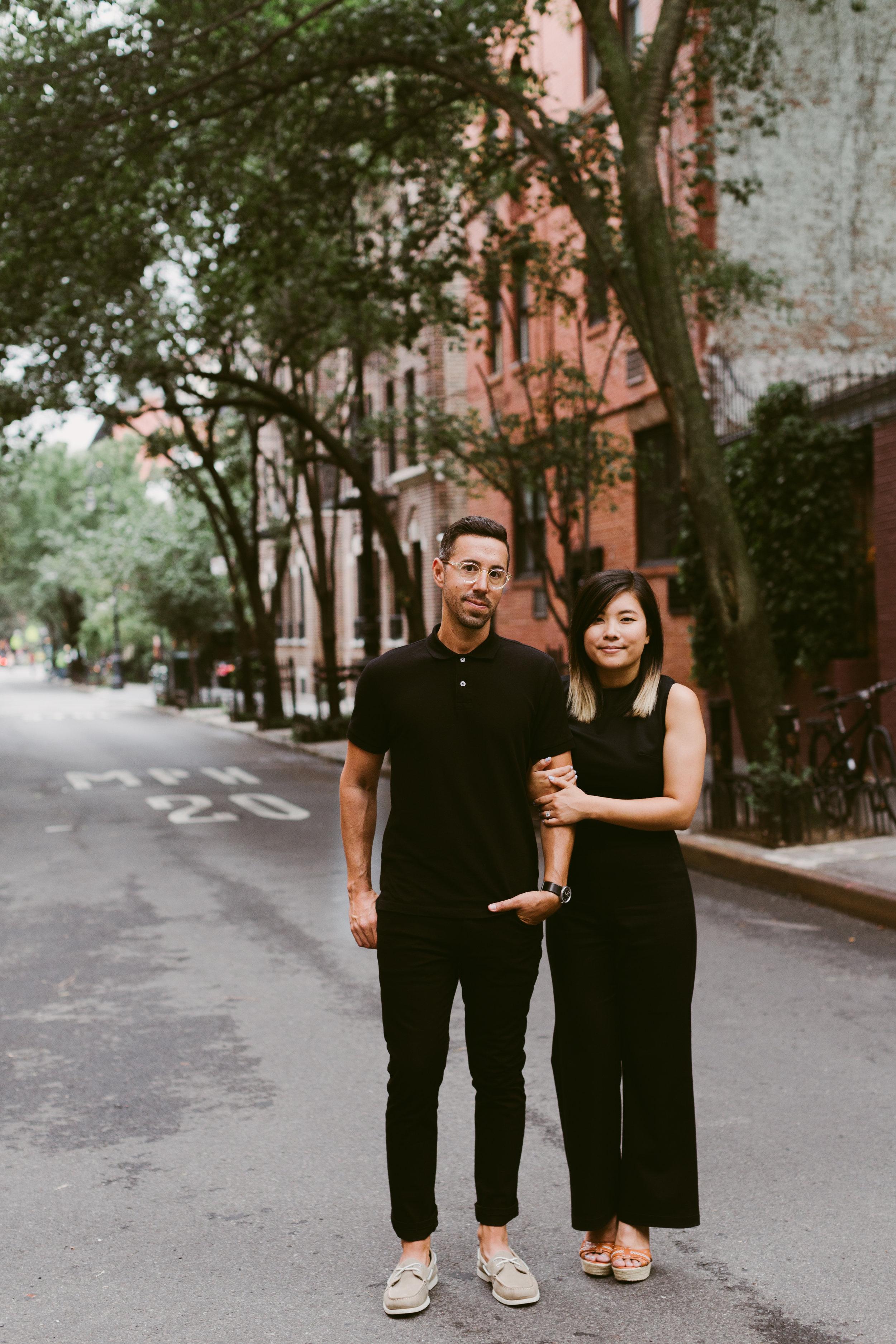 Manhattan Engagement Shoot