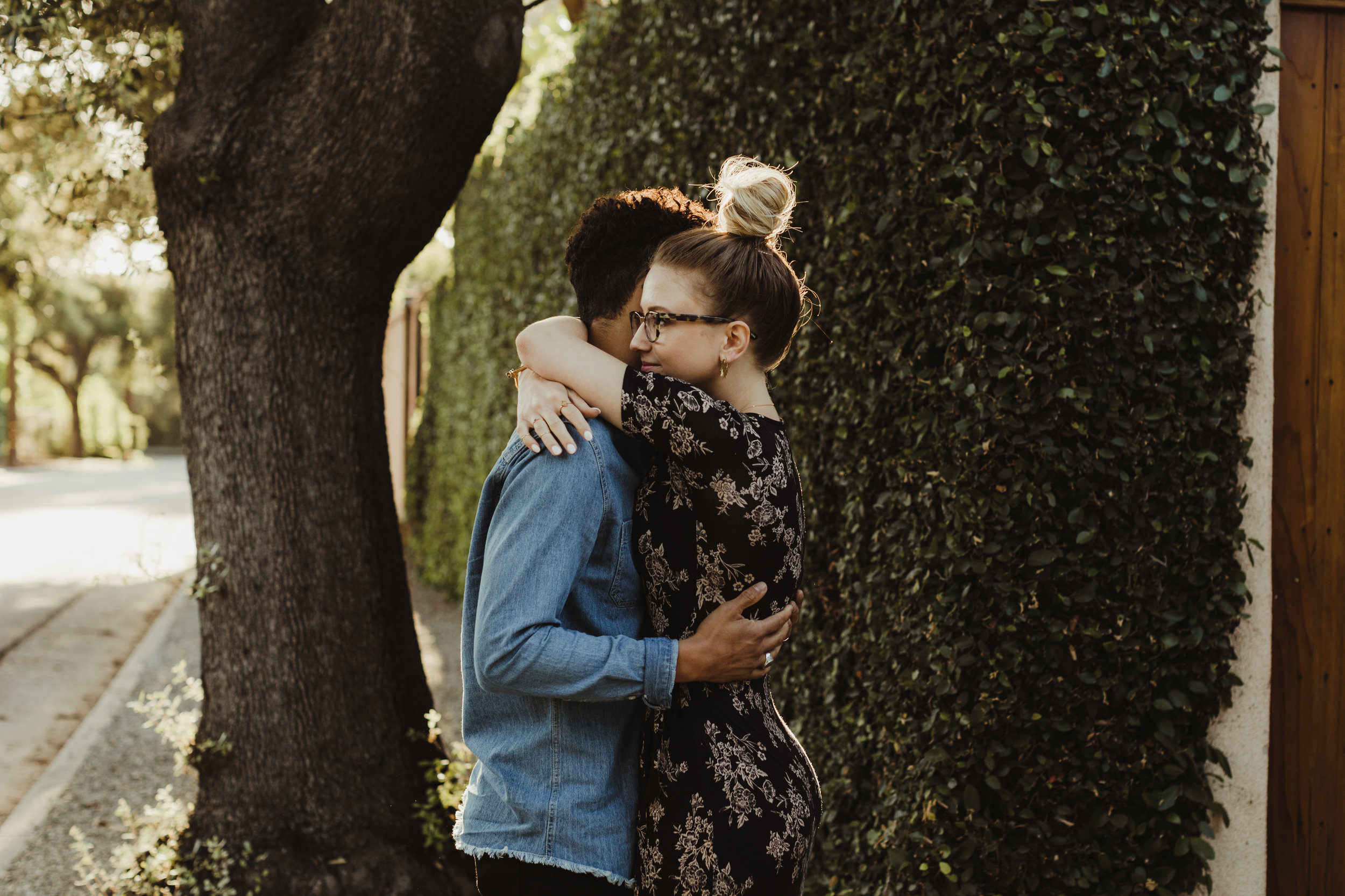 Pasadena Engagement Shoot