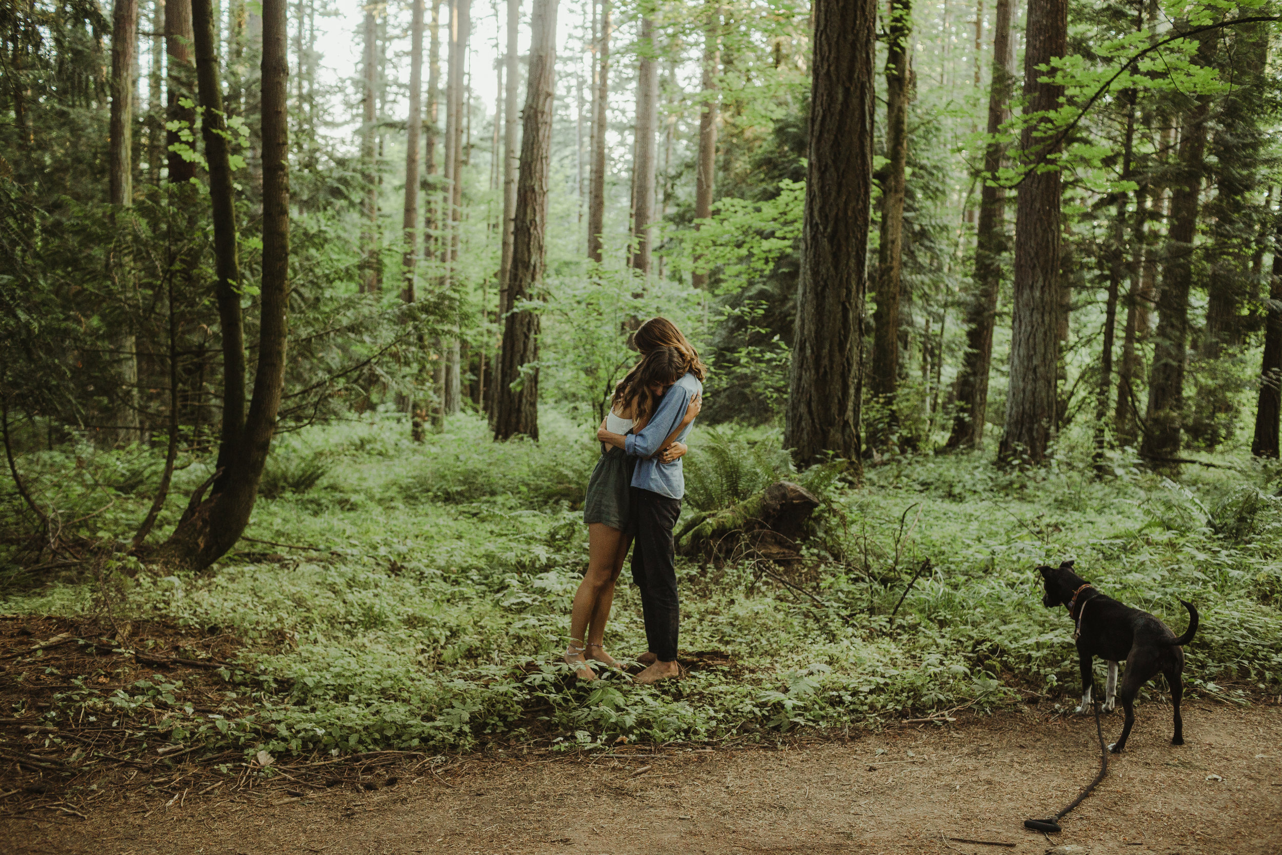 Portland Forest Shoot
