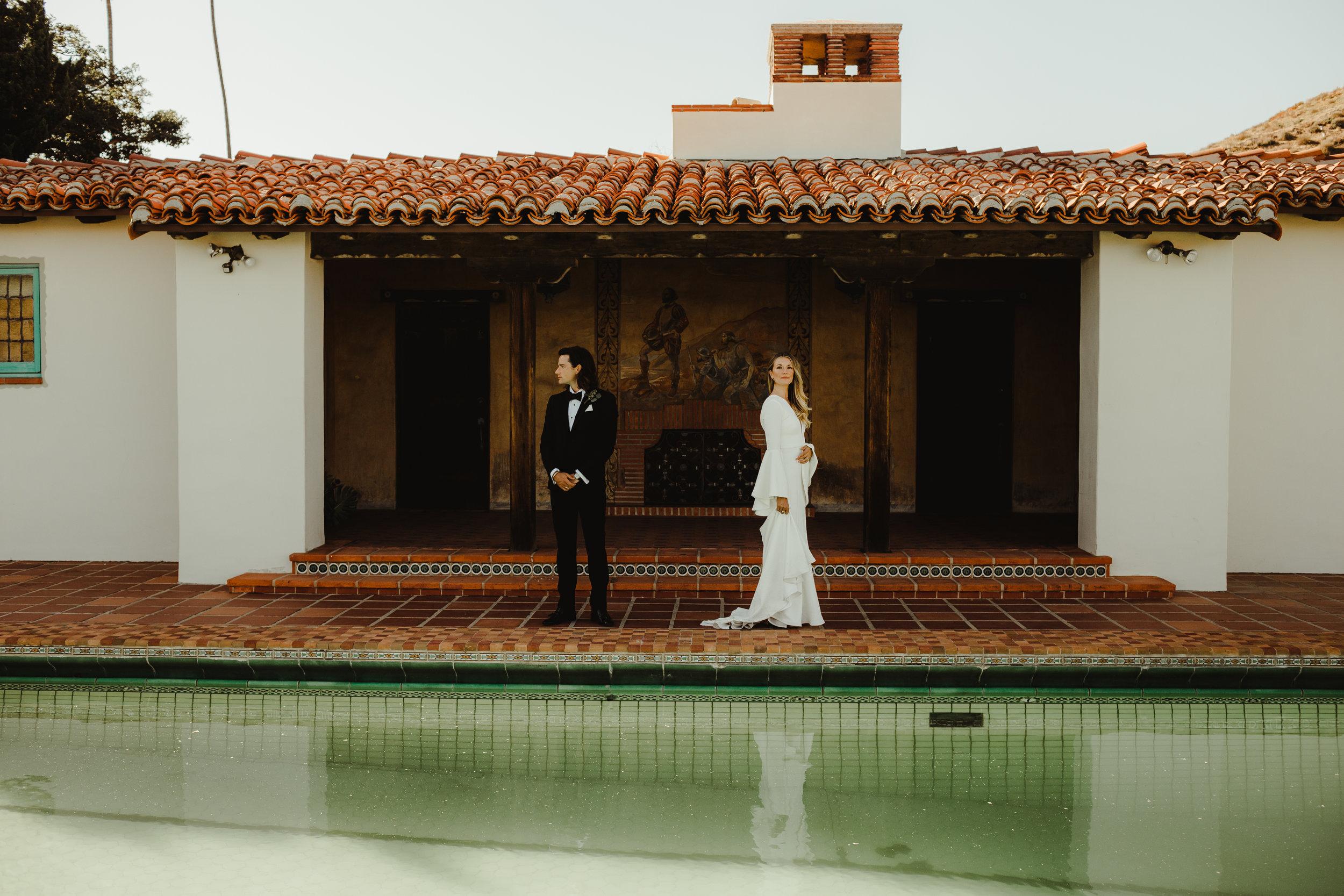 HERON & DAVID ADAMSON HOUSE MALIBU, CA