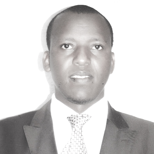 Fred Nkundabatware - Legal Officer