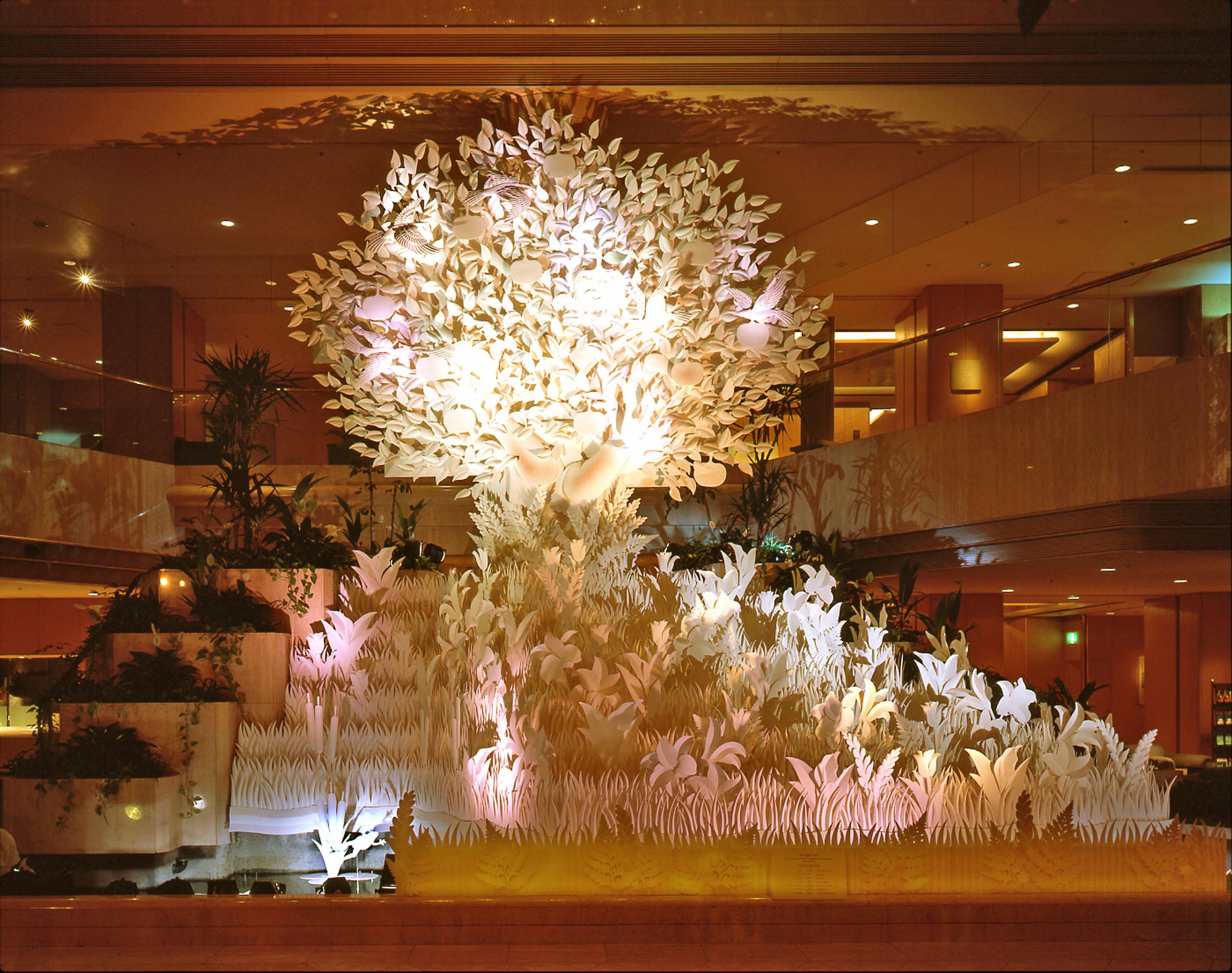 ANA HOTEL TOKYO Apple Tree1.jpg