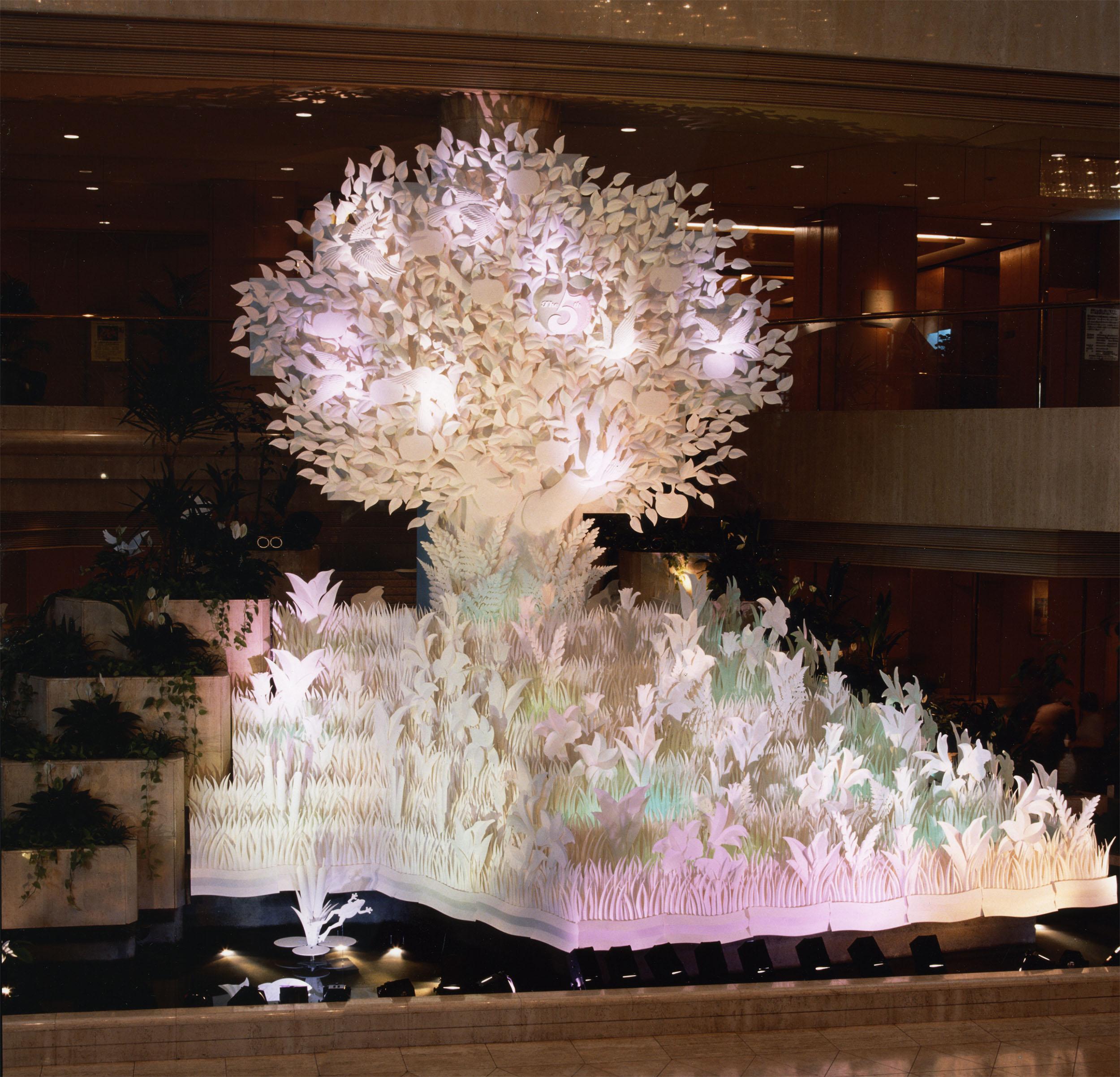 ANA HOTELTokyo apple Tree2.jpg