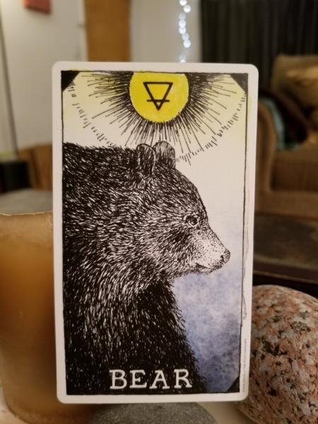 March tarot card