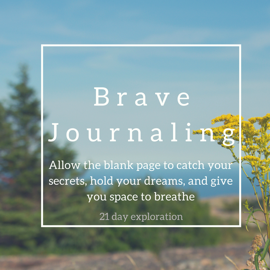 Brave Journaling