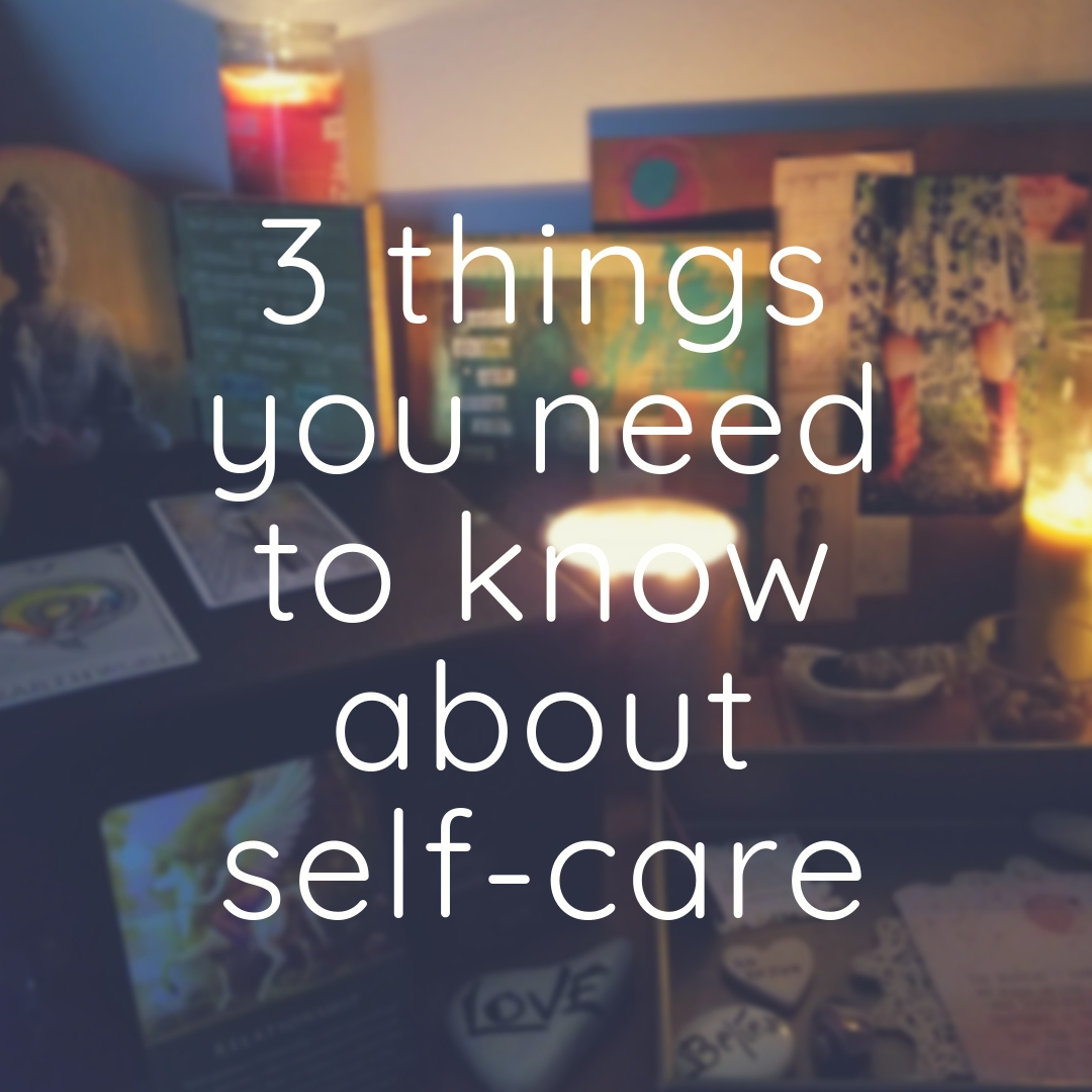 about self care