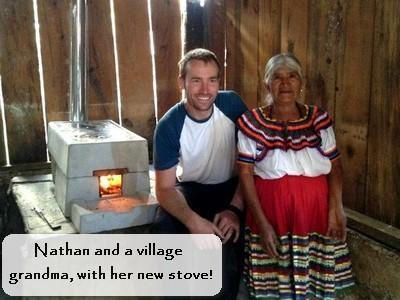 Nathan, abuela, new stove.jpg