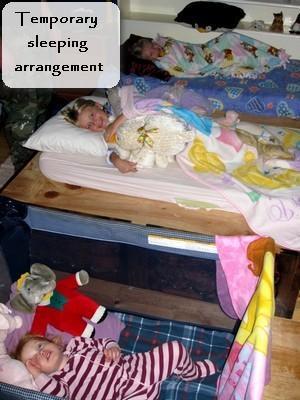 temp sleeping arrangement.jpg