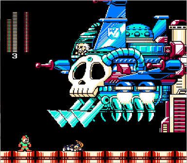 wily machine from hell mmu