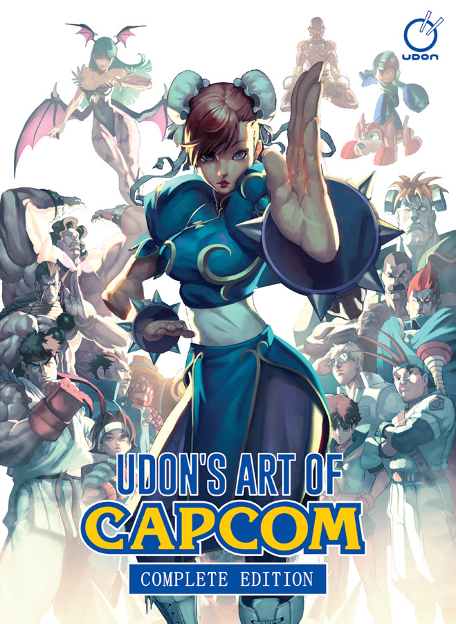 Come on in, come to the place where fun never ends; come on in, it's time to party with Chun Li and Friends!