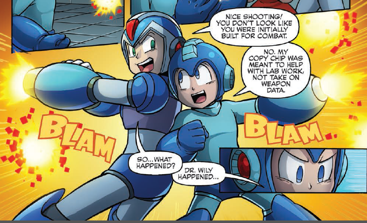 """""""Wily... Wily never changes."""""""