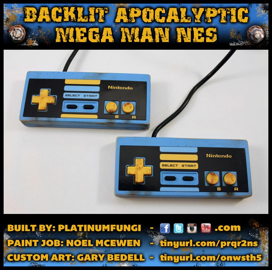 Backlit Apocalyptic Mega Man NES 3.jpg