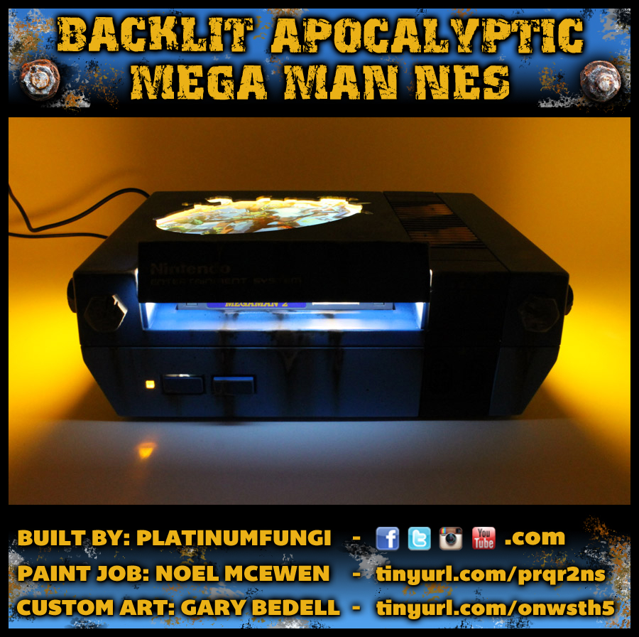 Backlit Apocalyptic Mega Man NES 6.jpg