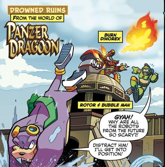 No funny comment here; just want to say that Burn Dinorex looks awesome up there.