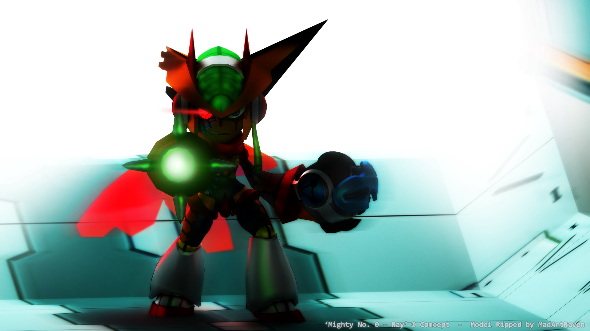mighty_no__9___ray_s_revenge_by_madartraven-d9b8o3a.png