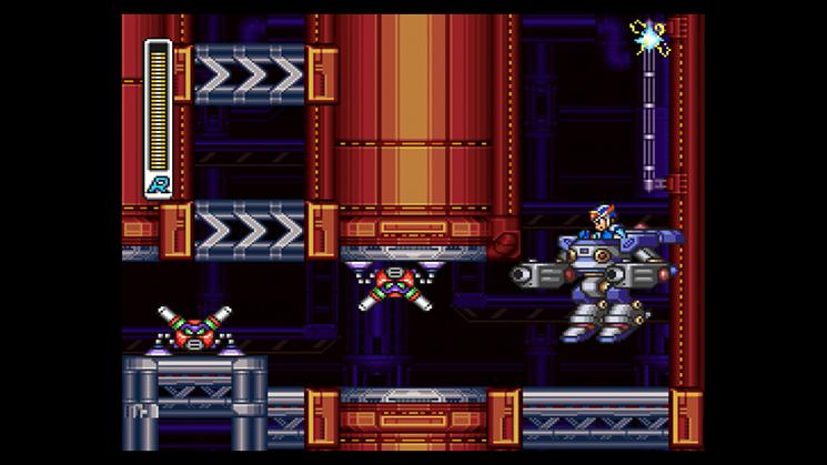 "X beefs up to achieve the ""full Gundam"" look."