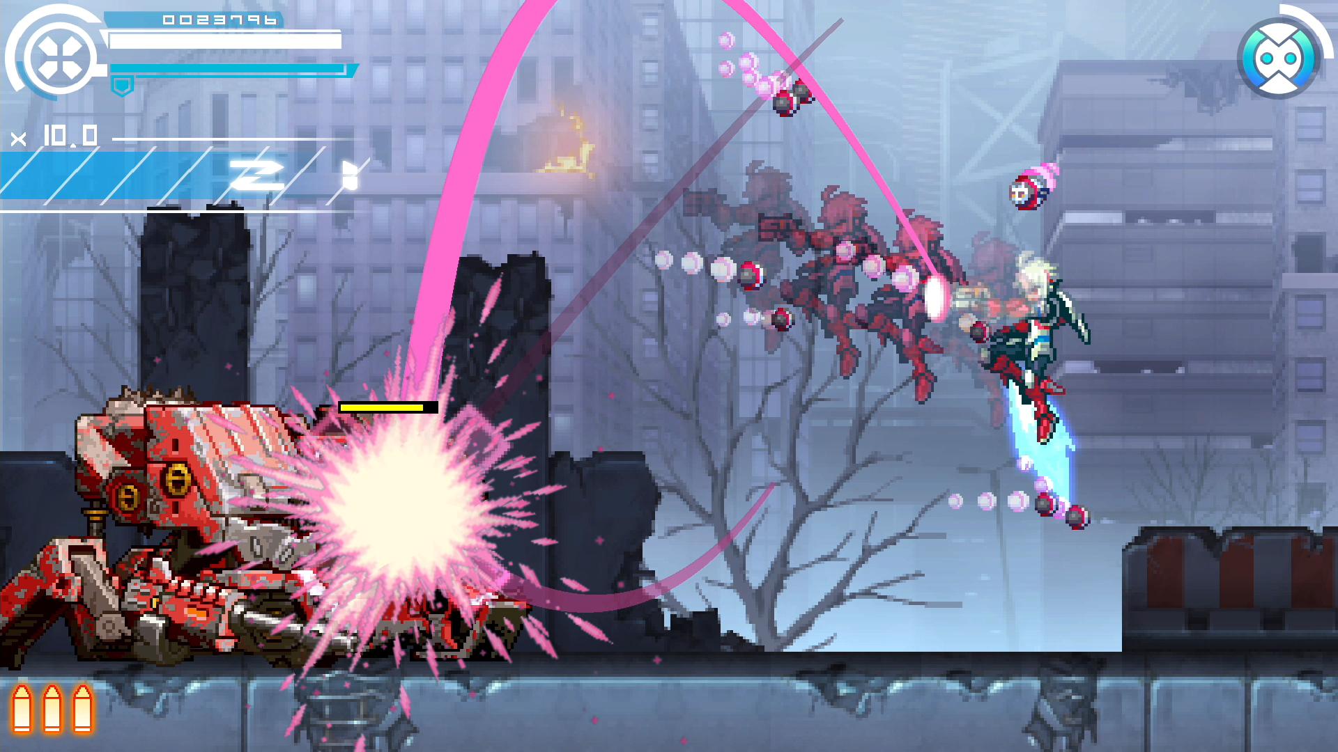 Luminous Avenger iX - Key Shot 01.png