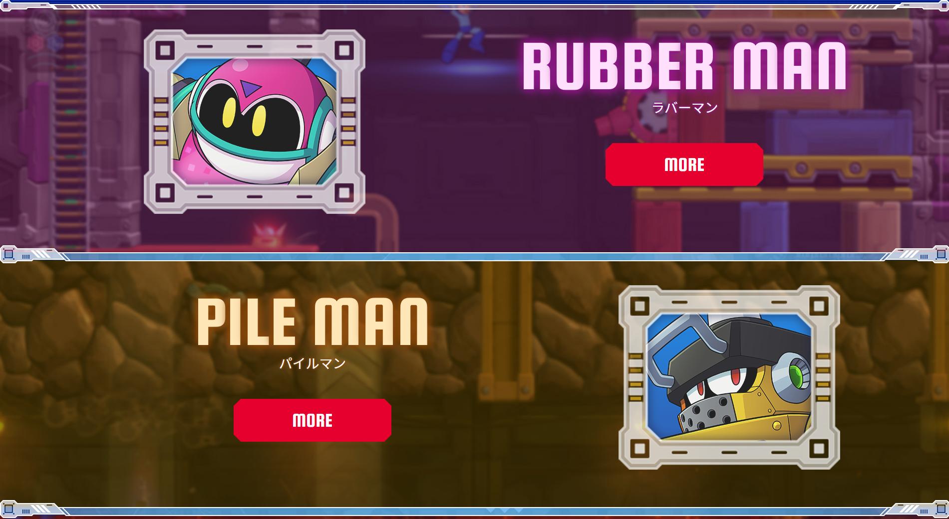 Via  the official  Rockman 11  website .