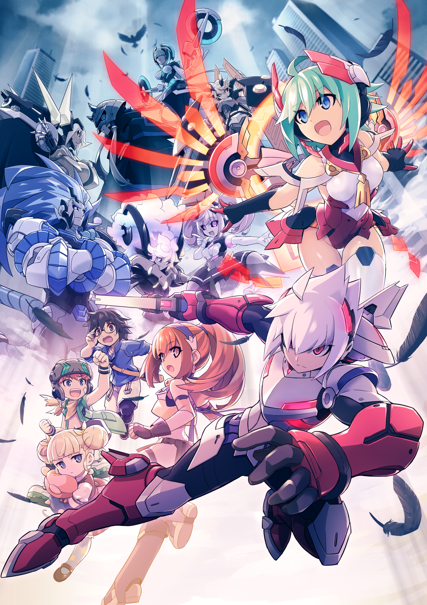 Cover Art - Luminous Avenger iX.png