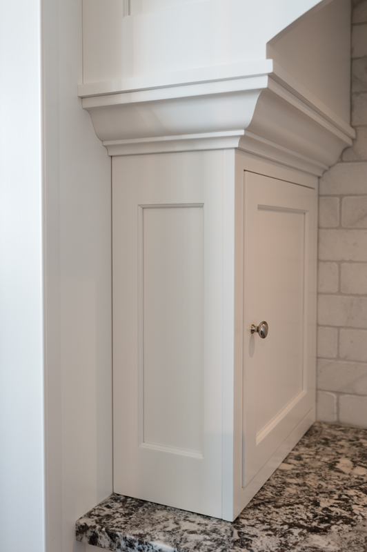 plain and fancy cabinetry