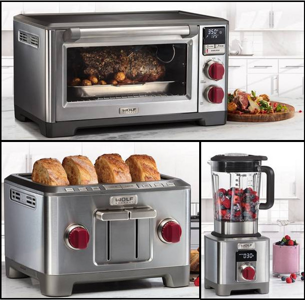 Wolf Gourmet Countertop Appliances