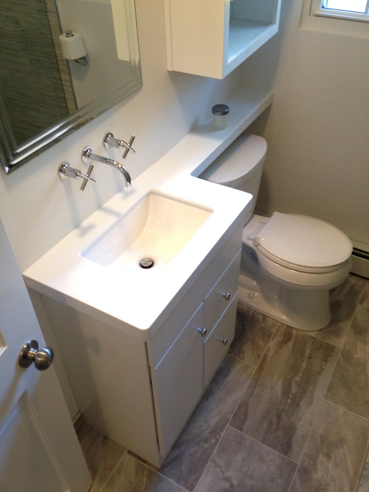 Bayberry Bath Remodel Vanity_Toilet