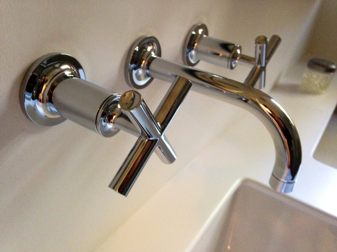 Bayberry Bath Remodel Faucet