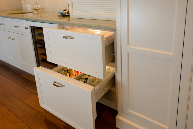 spinnaker refrigerator drawers