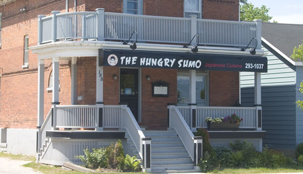 The Hungry Sumo - 181 First Street, Collingwood -(705)445-7771 - ****