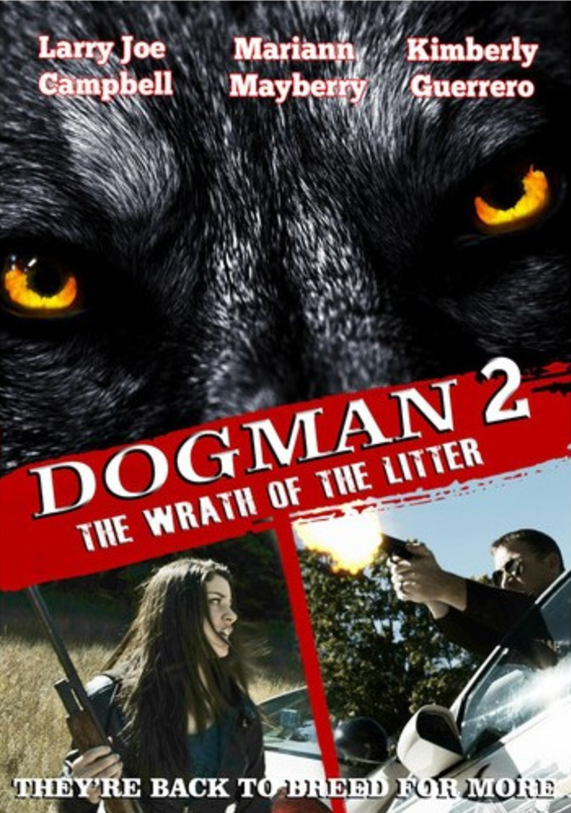 Dogman II Wrath of the Litter