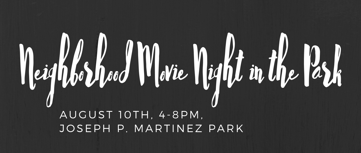Neighborhood Movie Night in the Park Banner.png