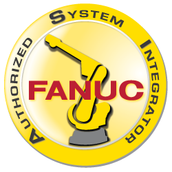 Rye Design is an authorized system integrator for Fanuc robotics -