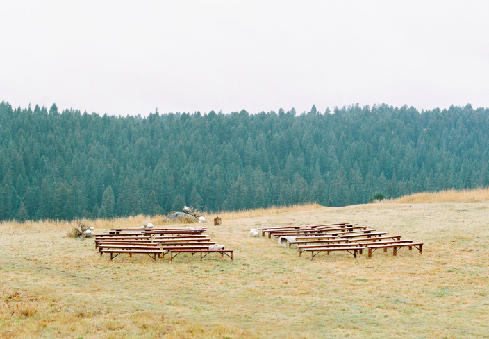 WILD WILD COUNTRY - Lanye & Michael's dream Montana wedding at Lone Mountain Ranch