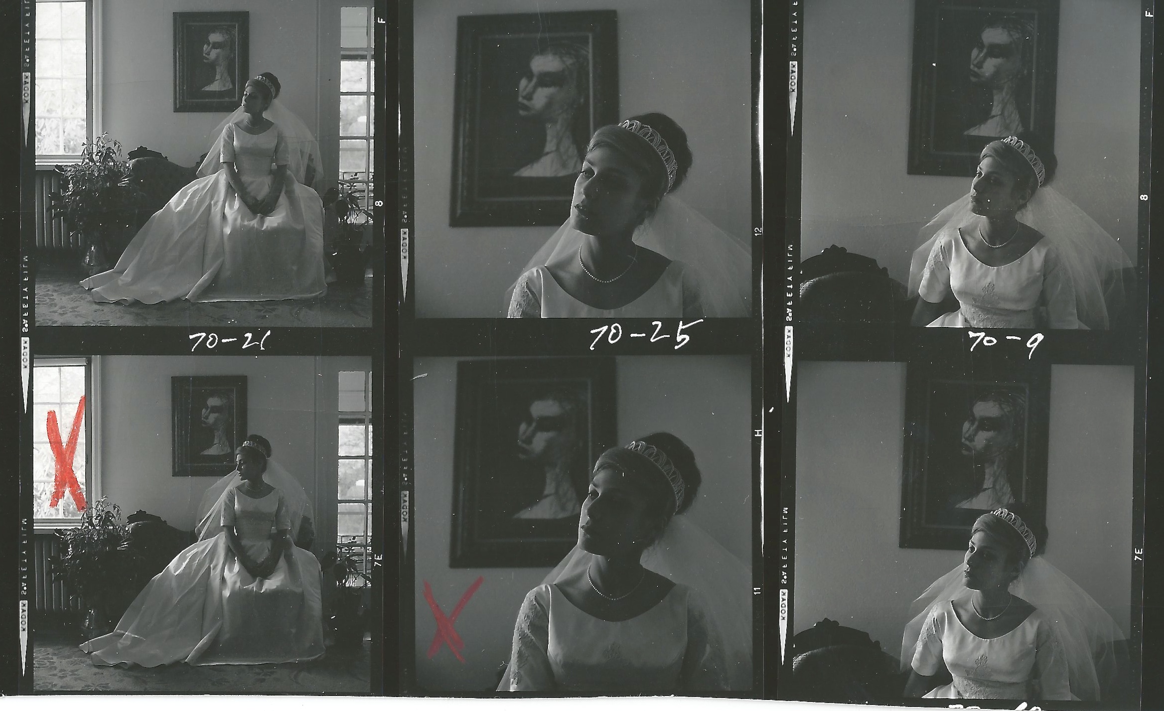 Contact Sheet 1968, scanned 2013