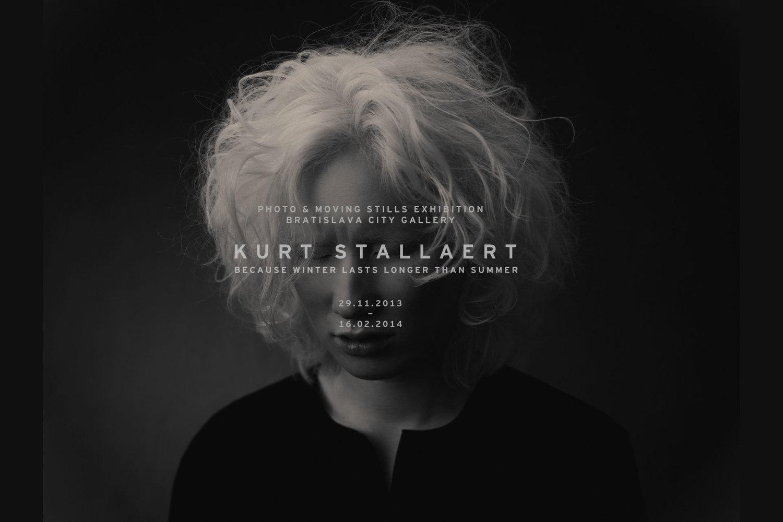 Kurt Stallaert, Bratislava Exhibition