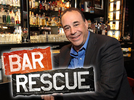 It takes not even two minutes to start talking about Jon Taffer.