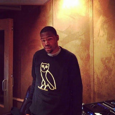 Kevin Durant rocking Toronto-friendly Drake gear.