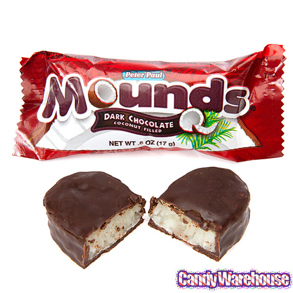 Mounds: Bar or Lump?