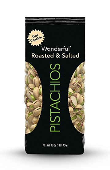 Wonderful Pistachios: wonderful is the company name