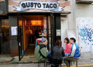 Gusto Taco Hongdae