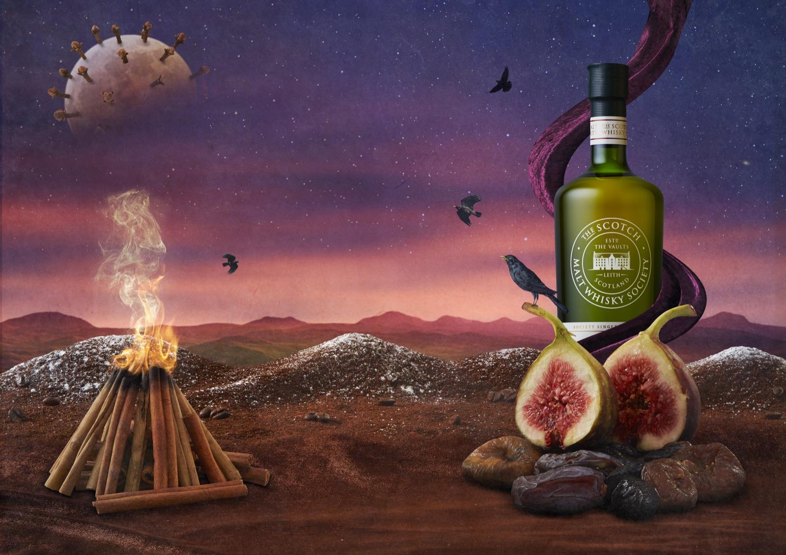 Client : Scotch Malt Whisky Society  Agency : Story