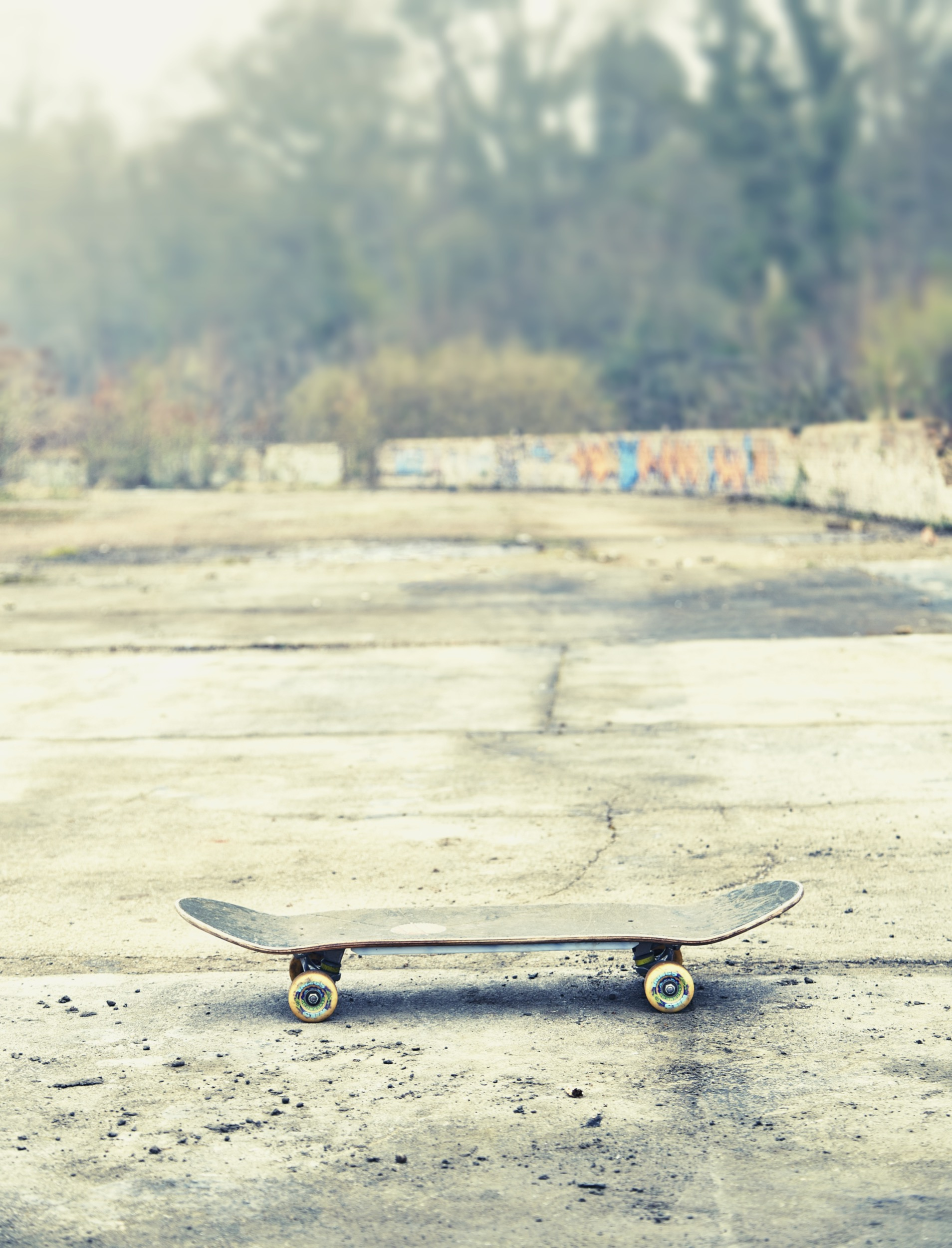 DIY skateparks