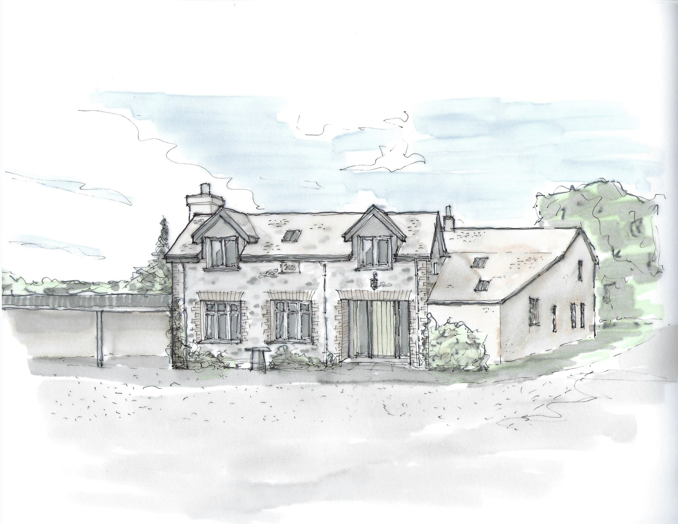planning-approval-aonb-extension-somerset-home-plans