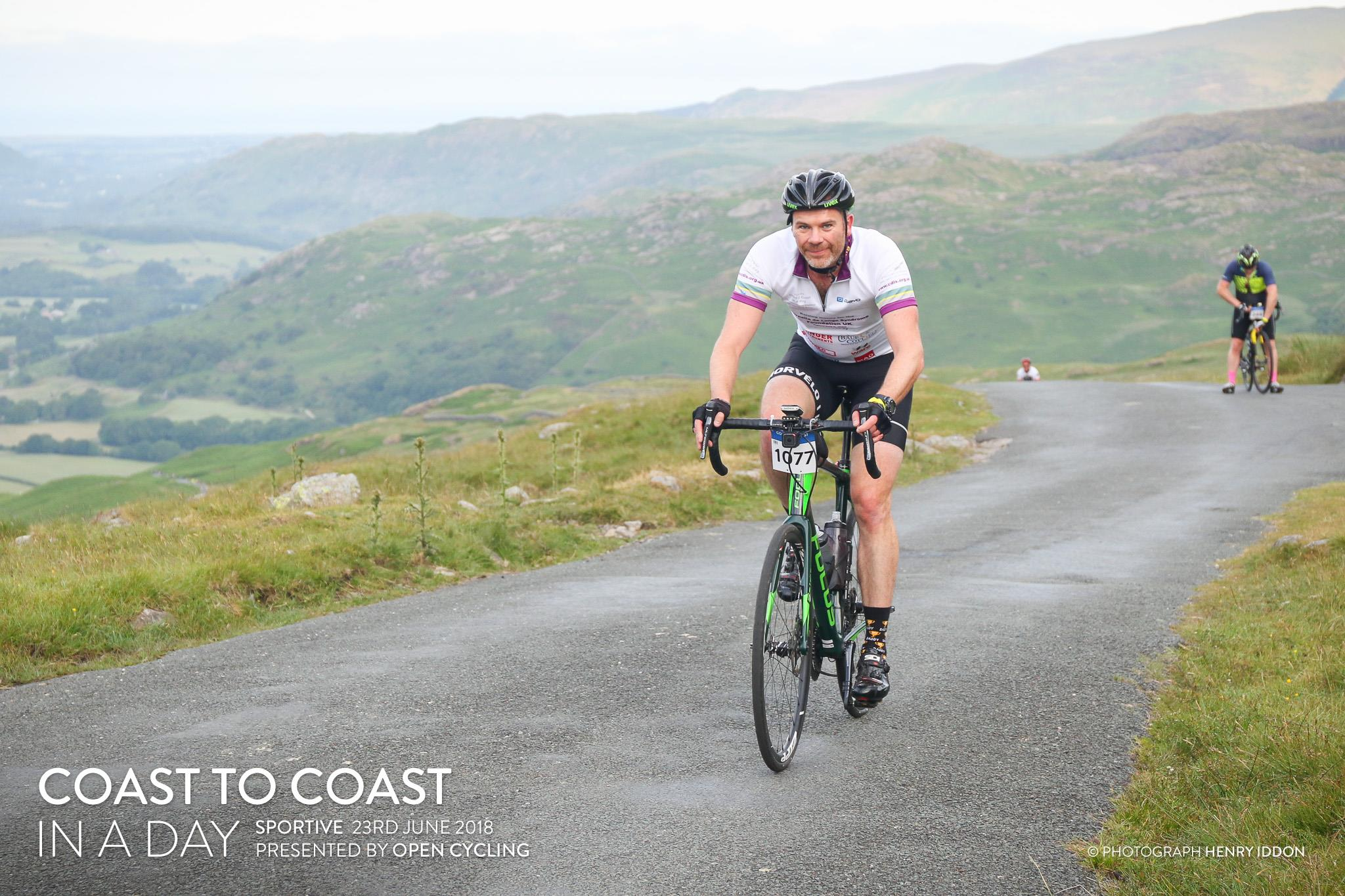 Northern Coast to Coast challenge (150 miles with 4500 metres of ascent) - EPIC!