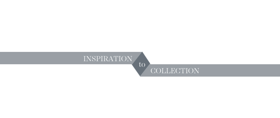 inspiration to collection header